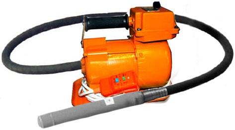 Глубинный вибратор: устройство и технические характеристики