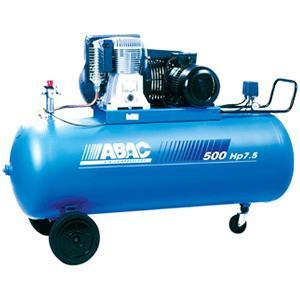 Поршневой компрессор маcляный ABAC B6000/500 FT7,5 15 бар с ременным приводом