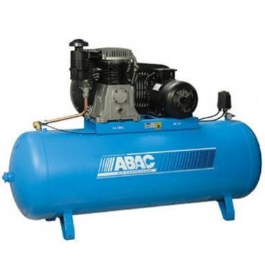 Поршневой компрессор маcляный ABAC B7000/500 FT10 с ременным приводом