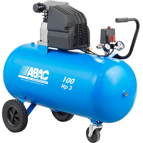 Поршневой компрессор маcляный коаксиальный ABAC Estoril L30P