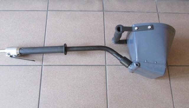 Штукатурный хоппер ковш SN-01