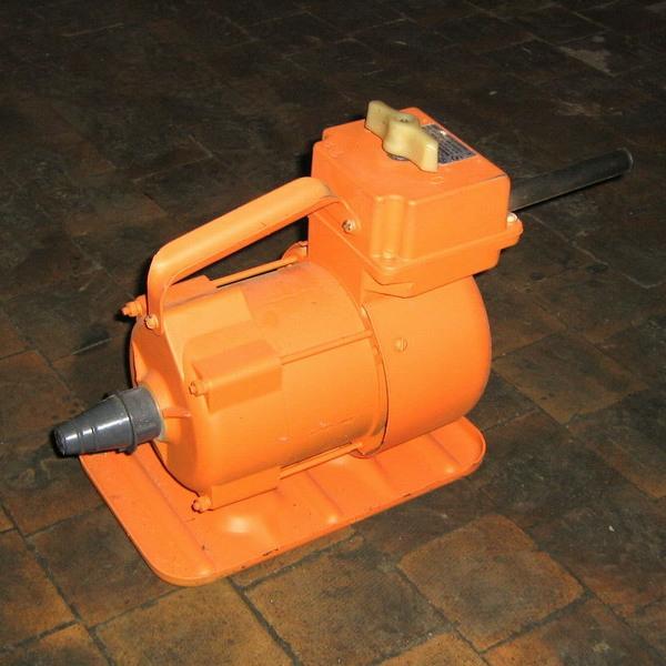 ИВ-1400 - глубинного вибратора электропривод на 42 вольт