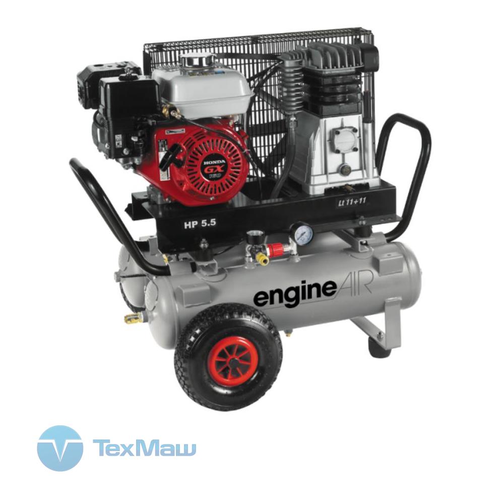 Мотокомпрессор ABAC EngineAIR А39B/11+11 5HP