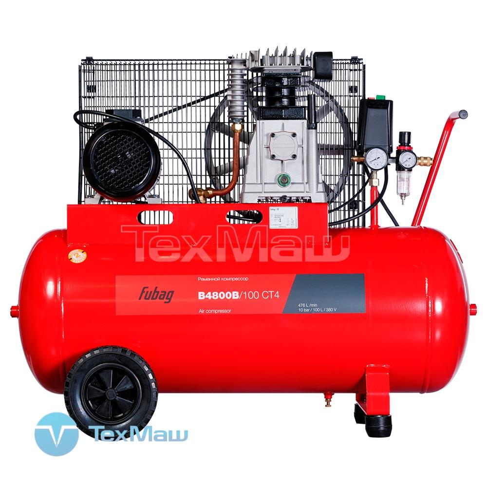 Поршневой компрессор FUBAG B4800B/100 СТ4