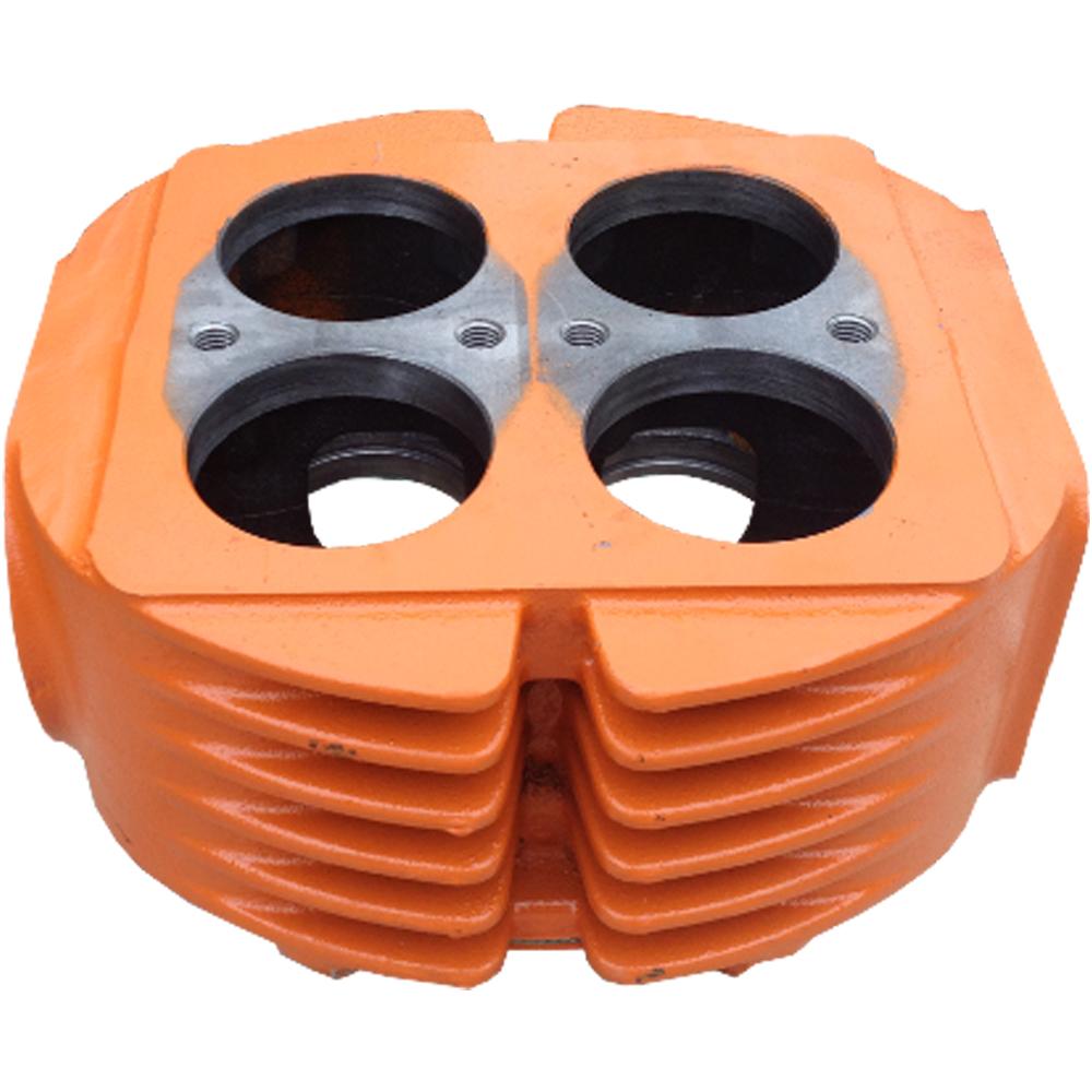 корпус винтового компрессора