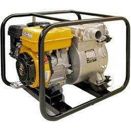 Мотопомпа KTR-50X, бензиновая помпа для сильнозагрязнённой воды