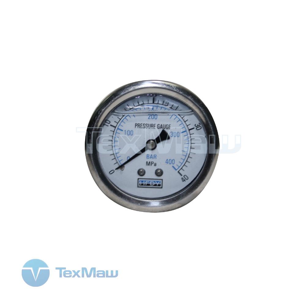Манометр для компрессора высокого давления