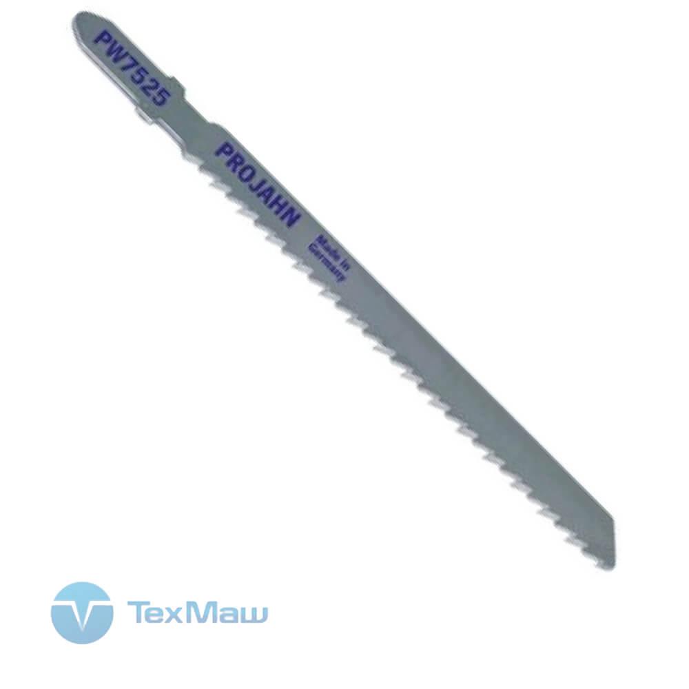 Пилка PW7525 HCS (75x2,5 мм; 5 шт) Projahn 63122