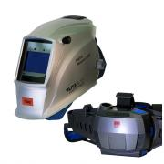 Маска сварщика BLITZ 5-13 PAPR III Visor Digital Natural Color Fubag