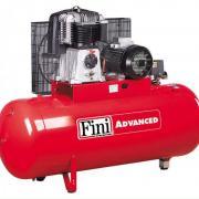 Поршневой компрессор с ременным приводом FINI BK-120-270F-10