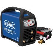 Сварочный инвертор Blueweld Best Tig 251 DC HF/Lift VRD