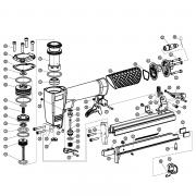Guide gasket (№38) для FROSP K-8016B