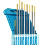 Электроды вольфрамовые КЕДР ВЛ-15-175 Ø 2,4 мм (золотистый) AC/DC [8005252]