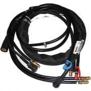 Комплект соединительных кабелей к MIG-500F КЕДР жидк. (25 м)