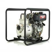 Дизельная мотопомпа для сильно-загрязненных вод DaiShin SST-80YD
