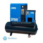 Винтовой компрессор ABAC SPINN E 5,5 - 200 ST, стартер, осушитель
