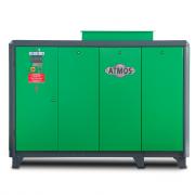 Компрессор винтовой промышленный ATMOS SMARTRONIC ST 110 - 10 бар