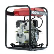 Дизельная мотопомпа для сильно-загрязненных вод Koshin STY-50D