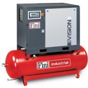 Винтовой компрессор на ресивере с осушителем FINI VISION 808-500F-ES