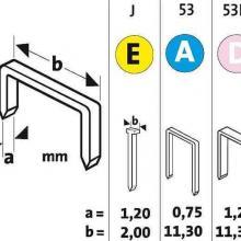 Как выбрать степлер и скобы