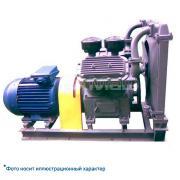 Компрессор 4ВУ1-5/9-M3 с автоматикой (модификация без электродвигателя и рамы)