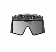 Сменный оптоэлектронный светофильтр для маски Optrel Weldcap 3/9-12 DIN
