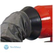 Адаптер для крепления рукава Ø400 мм для теплогенераторов Ballu-Biemmedue EC 85