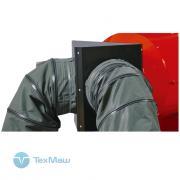 Адаптер на два выхода для крепления рукава Ø300 мм для теплогенераторов Ballu-Biemmedue EC 85