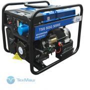 Бензогенератор TSS SGG 5000 E (новая модель)