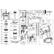Bolt М8*25 (№28) для FROSP CN-90