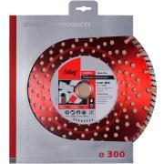 Алмазный отрезной диск Fubag Stein Pro D300 мм/ 30-25.4 мм [11300-6]