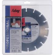 Алмазный отрезной диск Fubag Universal Pro D230 мм/ 22.2 мм [12230-3]