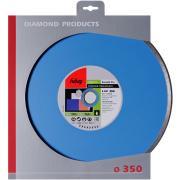Алмазный отрезной диск Fubag Keramik Pro D350 мм/ 30-25.4 мм [13350-6]