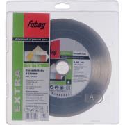Алмазный отрезной диск Fubag Keramik Extra D230 мм/ 30-25.4 мм [33230-6]