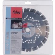 Алмазный отрезной диск Fubag Beton Extra D230 мм/ 22.2 мм [37230-3]