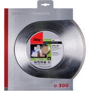 Алмазный отрезной диск Fubag FZ-I D300 мм/ 30-25.4 мм [58521-6]