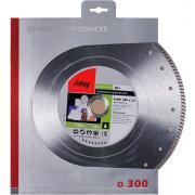 Алмазный отрезной диск Fubag SK-I D300 мм/ 30-25.4 мм [58617-6]