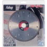 Алмазный отрезной диск Fubag Top Glass D200 мм/ 30-25.4 мм [81200-6]