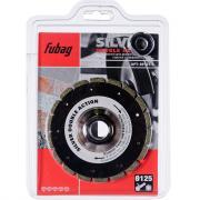 Алмазный отрезной диск Fubag Silver Double Action D125 мм/ 22.2 мм [89125-3]