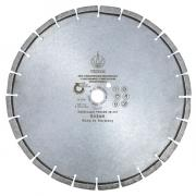 Алмазный диск по бетону Техком КРС-500Э