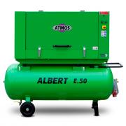 Компрессор винтовой ATMOS ALBERT E50-RK (с кожухом)