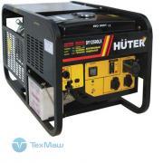 Электрогенератор бензиновый DY12500LX Huter