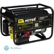 Электрогенератор бензиновый DY4000LX-электростартер Huter
