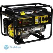 Электрогенератор бензиновый DY5000L Huter
