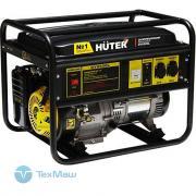 Электрогенератор бензиновый DY6500L Huter