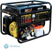 Электрогенератор бензиновый DY8000L Huter