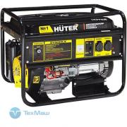 Электрогенератор бензиновый DY8000LX Huter