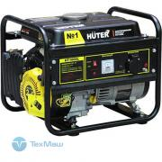 Электрогенератор бензиновый HT1000L Huter