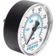 Манометр Festo MA-50-16-1/4-EN [162839]