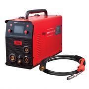 Сварочный полуавтомат FUBAG INMIG 200 SYN LCD + горелка FB 250 3 м [38430.2]